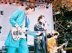 Spandau Ballet were the final act to perform at Live Aid