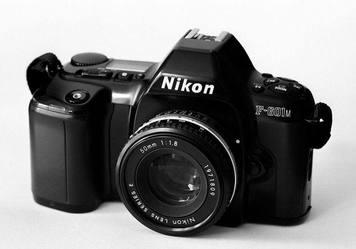 Nikon 601