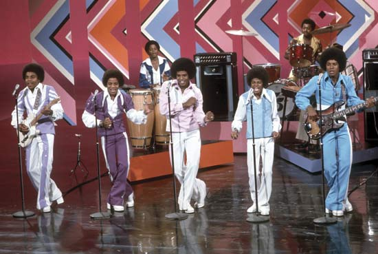 The original Jackson Five
